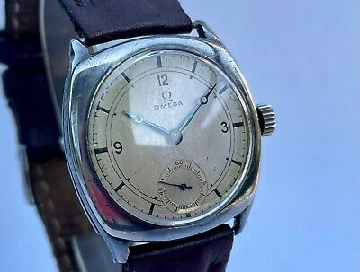 £675 • Buy OMEGA VINTAGE WATCH FROM 1920s - STERLING SILVER CASE - SWISS MADE