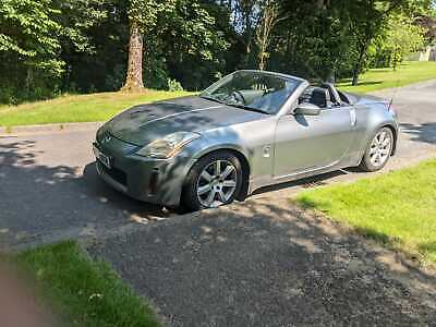 £4495 • Buy Nissan 350z Convertible Very Rare LPG Fitted