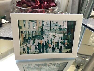 £2.50 • Buy  Framed L S Lowry Small Print  A Procession