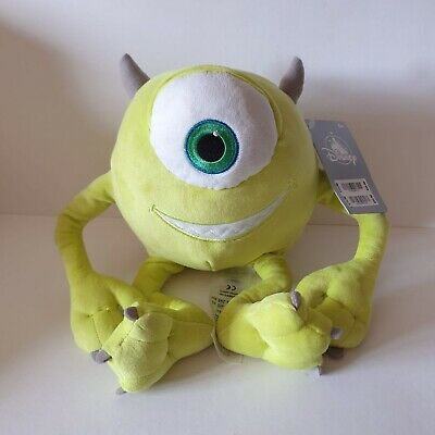 """£14.99 • Buy Monsters Inc Mike Wazowski 15"""" Disney Store Plush Soft Toy Movie Sully NEW TAGS"""