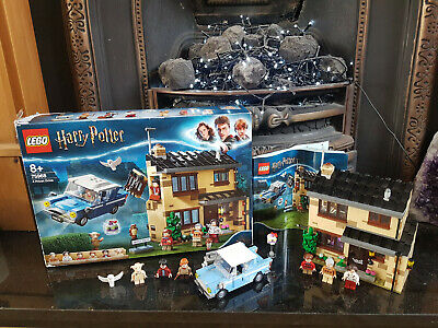 $ CDN81.36 • Buy Harry Potter Lego (75968) - 4 Privet Drive - 100% Complete - With Box & Manual