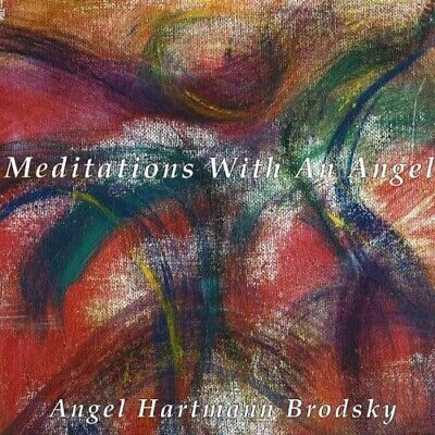 £12.35 • Buy MEDITATIONS WITH AN ANGEL CD  New Book BRODSKY, ANGEL