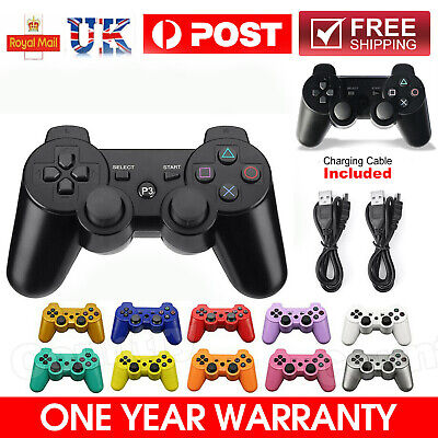 £9.99 • Buy For PS3 Wireless GamePad Controller Controller PlayStation 3 DualShock UK STOCK