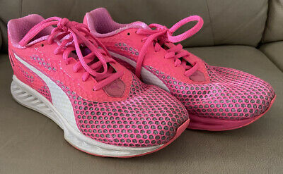 AU38.50 • Buy Puma Women's Speed 300 Ignite Shoes Sneakers Pink & White US5.5 Great Condition
