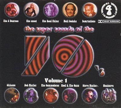 £8.95 • Buy The Super Sounds Of The 70's Seventies Vol 1 Volume One CD 4 Disc Box Set