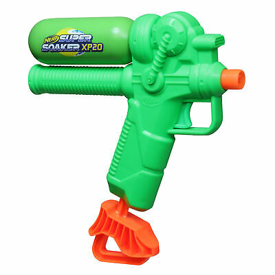 £9.99 • Buy Nerf Super Soaker XP20-AP Water Blaster, Tank Made With Recycled Plastic