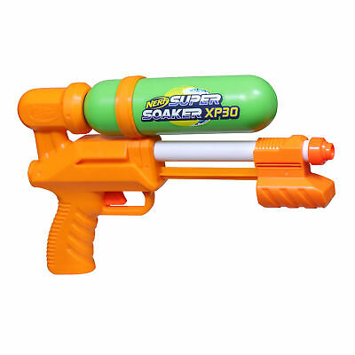 £14.99 • Buy Nerf Super Soaker XP30-AP Water Blaster, Tank Made With Recycled Plastic