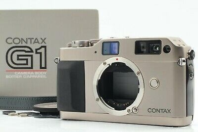 $ CDN428 • Buy [Mint In Box] Contax G1 Rangefinder 35mm Film Camera Body Only From Japan #1040