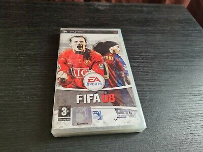 £6.89 • Buy FIFA 08 (Sony PSP) NEW And SEALED. Free P+P. FAST DISPATCH.
