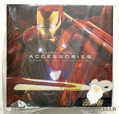 $ CDN214.63 • Buy Ready New Authentic Hot Toys Avengers Infinity War Mark L Accessories Acs004