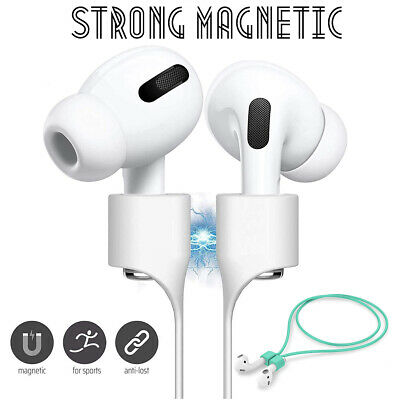 AU6.99 • Buy Anti Lost Strap String Rope For Apple Airpods Pro Case Cover Ear Hook Earbuds