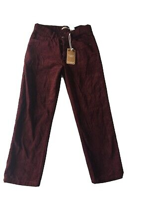 £2 • Buy Pull & Bear Cord Jeans/Trousers - Size 8