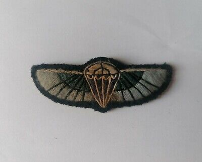 £25 • Buy SAS British Airbourne Qualification Wings Patch/Badge WW2