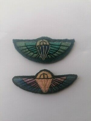 £40 • Buy SAS Airbourne Qualification Wings Patches/Badges WW2 Style