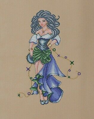 £21.63 • Buy Completed Finished Cross Stitch Cross Stitching Art - Dance Of Esmeralda