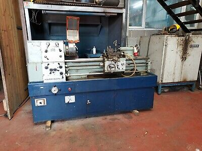 £2800 • Buy Harrison 13  Metal Working Lathe - Comes With Tooling
