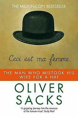 £2 • Buy The Man Who Mistook His Wife For A Hat By Oliver Sacks (Paperback, 2009)