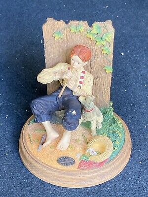 $ CDN12.43 • Buy Norman Rockwell Figurine Best Friends Collection Daydreamers