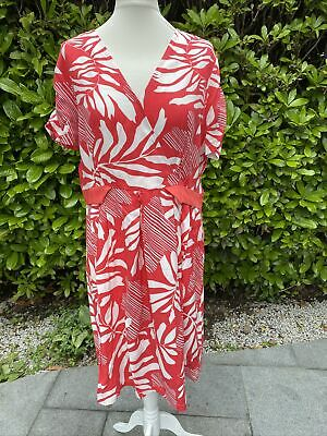 £7.10 • Buy Miss Captain Tortue Size 14 Size 42 Red Dress