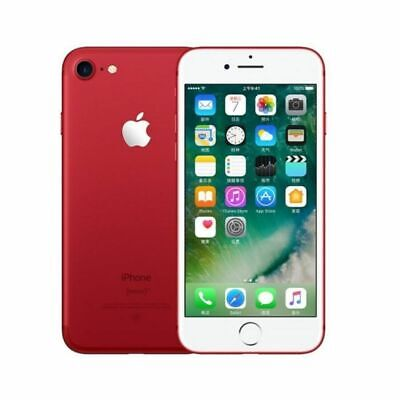 AU195 • Buy Apple IPhone 7 128GB Red LTE Refurbished Unlocked A1778 (GSM) Quad Core