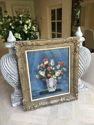 £255 • Buy Vintage Antique French Oil Painting Framed Signed