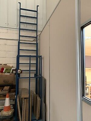 £200 • Buy Industrial Fire Escape  3900 High X 710 Square No Reserve
