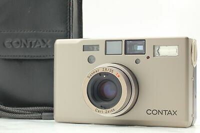 $ CDN2206.64 • Buy [N MINT In Case] Contax T3 35mm Point & Shoot Film Camera From JAPAN
