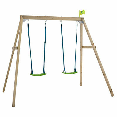 £189.95 • Buy TP Toys - Forest Outdoor Double Swing Set