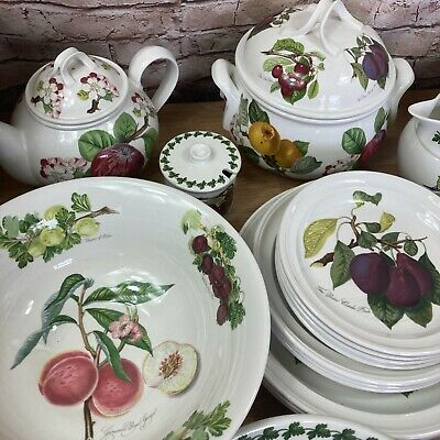 £7.99 • Buy PORTMEIRION 'POMONA' TABLEWARE Discontinued Pattern -CHOOSE REPLACEMENT PIECES.