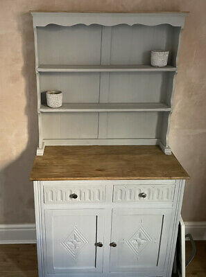 £75 • Buy Upcycled Countrychic Welsh Dresser