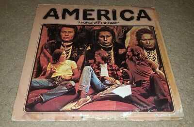 £6.29 • Buy America ~ A Horse With No Name ~vinyl Lp