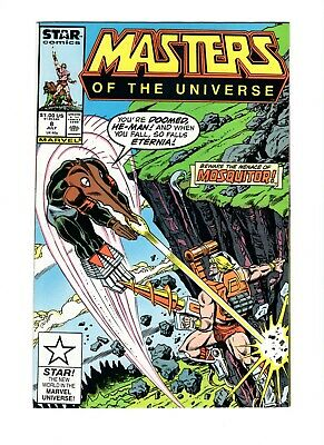 $74.95 • Buy Masters Of The Universe 8 NM+ 9.6 Marvel/Star Comics 1987