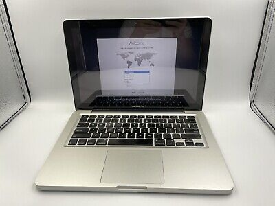 $104.99 • Buy MacBook Pro Mid 2009 13  A1278 Core 2 Duo 2.26GHz 4GB RAM 250GB HDD GOOD!