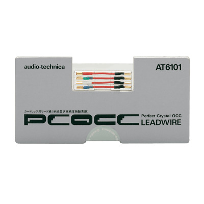 £8.99 • Buy Audio-Technica AT6101 Cartridge To Headshell Lead Wires