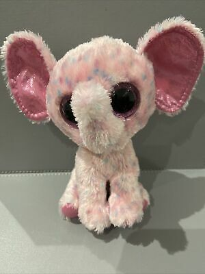 £3.99 • Buy Ty The Beanie Babies Collection, Ellie The Elephant, Pink