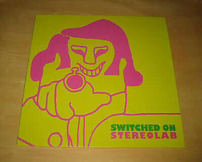 £21.27 • Buy Stereolab - Switched On LP My Bloody Valentine Sonic Youth Cocteau Twins Ride