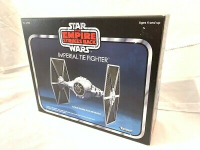 $ CDN56 • Buy Star Wars Vintage Collection Hasbro Kenner TIE Fighter Brand New In Sealed Box!