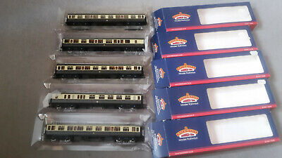£28.50 • Buy Oo GWR Collett Coaches (x5) 4 Varieties (Boxed)