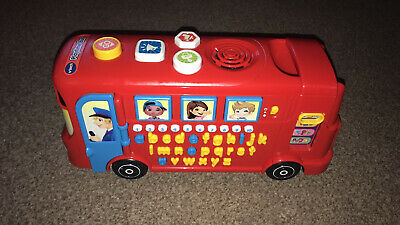 £8 • Buy Vtech Playtime Bus With Phonics