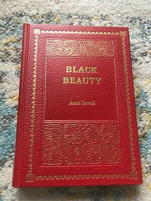 £4 • Buy Black Beauty Hardback Book (Anna Sewell) 1984 Print Illustrations By Derick Bown