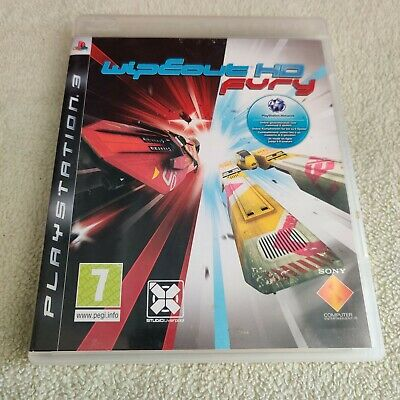 £19.63 • Buy Jeu Wipeout HD Fury Pour Sony PS3 - Pal FR Complet - Playstation 3