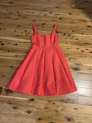 AU20 • Buy Forever New Red Prom Cocktail Races Dress Size 8