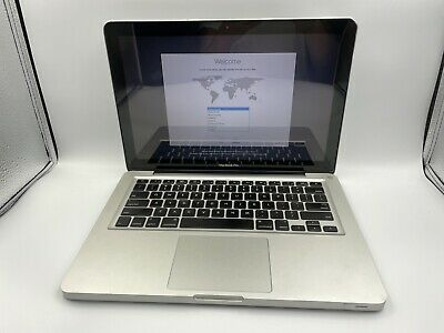 $119.99 • Buy Apple MacBook Pro Mid 2010 13  A1278 Core 2 Duo 2.4GHz 4GB RAM 250GB HDD NO BASS
