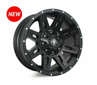 AU1500 • Buy LDV T60 WHEELS PACKAGE: 18x9.0 Grudge Offroad RAMPAGE And Kumho Tyres
