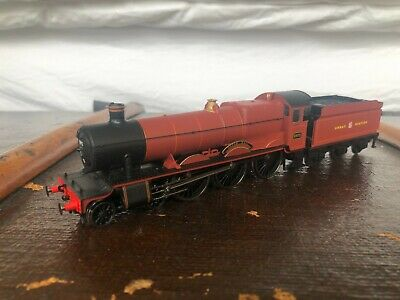 £90 • Buy RARE Hornby R3169 GWR 4900 Hall Class 'Olton Hall' In Great Western Hogwarts Red