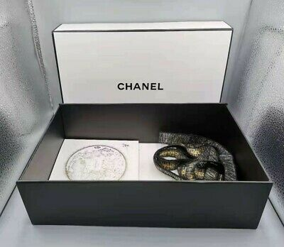 £8.59 • Buy CHANEL Gift Wrapping Box With Ribbon, Card & Envelope