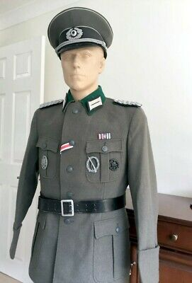 £51 • Buy German WW2 Officers Large Fit Tunic