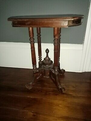 £60 • Buy Barker And Stonehouse Indonesian Carved Lamp Table