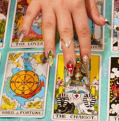£6.50 • Buy Psychic Tarot Reading, 3 Questions, Delivery Within 24 Hours By Email