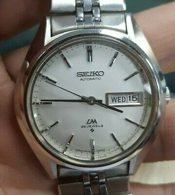 $ CDN31.47 • Buy Very Nice Vintage Seiko Lord Matic 25 Jewels Automatic Mens Watch